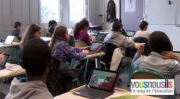 Tablettes hybrides et pédagogie inversée dans une classe de 6ème Dyslexie (reportage vidéo) | Accompagner les élèves en situation de handicap | Scoop.it
