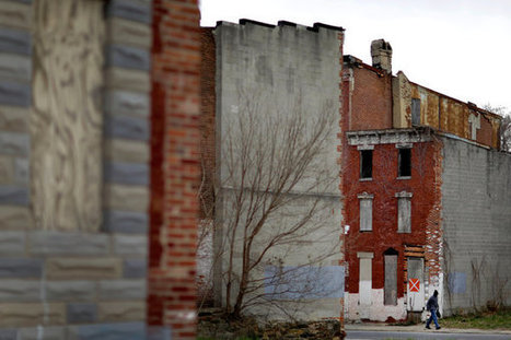 How Racism Doomed Baltimore | Cultural Worldviews | Scoop.it