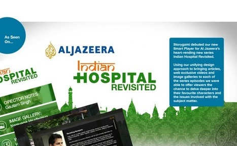 How We Built Al Jazeera's First Interactive Web-Doc | Tracking Transmedia | Scoop.it
