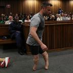 VIDEO. Oscar Pistorius marche sur ses moignons en pleine audience | Ce qu'il ne fallait pas rater ! | Scoop.it
