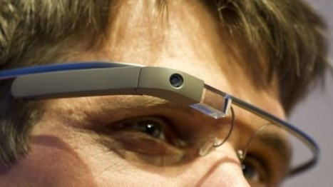 Google Glass to be integrated in prescription frames | The Raw Story | World News | Scoop.it