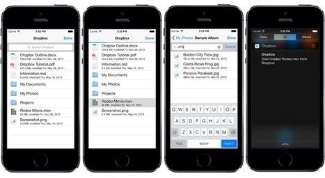 DropboxBrowser | Developpement iOS | Scoop.it