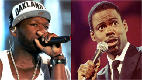 50 Cent And Others Insisting Chris Rock To Boycott The Oscars | Sports | Scoop.it