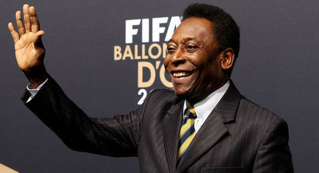 Pele confident Brazil will have successful World Cup on and off field | Sandhira Sports | Scoop.it