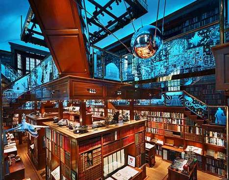 Célebres Bibliotecas Privadas | BIBLIOTECA PARA TOD@S | Scoop.it