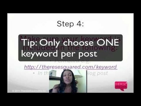 SEO for Blog Posts: FREE SEO Tips To Spread Your Content | Non-Yawn Inducing Blogging | Scoop.it