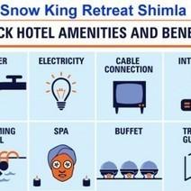 Best Hotels in Kufri | Visual.ly | Hotel in Shimla - Snow King Retreat | Scoop.it