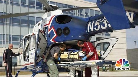 Too fat to rescue? More heavy patients denied air ambulances - 12NewsNow.Com | Health and Medical | Scoop.it