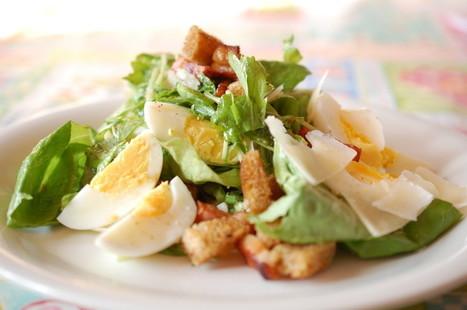 Salade Rustica: Italiaanse boerensalade, ook voor mannen! | Lekker Tafelen | La Cucina Italiana - De Italiaanse Keuken - The Italian Kitchen | Scoop.it