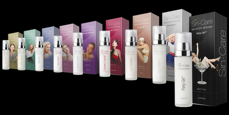 Sin-Care Serums: Skincare For Life's Little Transgressions   fashion brands collection   Scoop.it