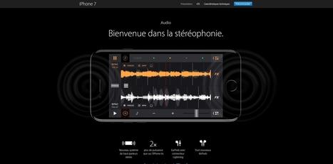 Comment la PME française DJiT a été associée au lancement de l'Iphone7 d'Apple   informatique, Linux, Android et un peu de culture générale   Scoop.it
