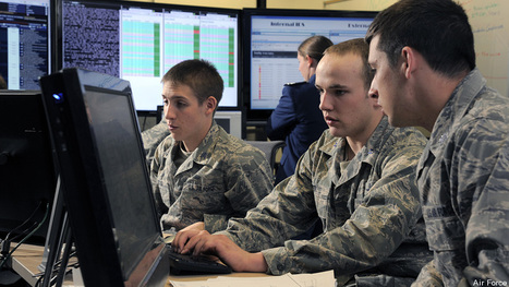 Air Force Cyber Summit Set To Craft Service Requirements, Roles | Air Force | Scoop.it