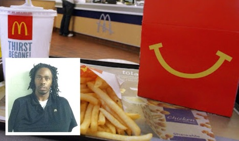 McDonald's Employee Fired For Placing His Mixtapes In Children's Happy Meals | GetAtMe | Scoop.it