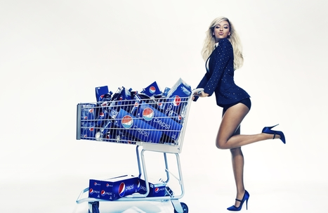 Pepsi engage Beyoncé | Brand Marketing & Branding [fr] Histoires de marques | Scoop.it