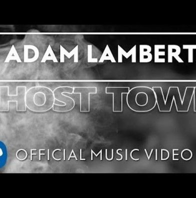 Clip 2015: Ghost Town : Adam Lambert  - Cotentin webradio actu buzz jeux video musique electro  webradio en live ! | cotentin webradio webradio: Hits,clips and News Music | Scoop.it