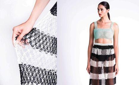 Une collection fashion à imprimer chez soi - Chasseurs de cool | INNOVATION & CHANGE MANAGEMENT | Scoop.it