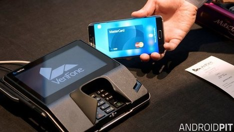 Samsung Pay vs Android Pay vs Apple Pay: ¿Cuál es mejor? | Mobile Technology | Scoop.it
