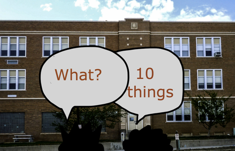 10 Things to Know about the Charter School Debate | digital divide information | Scoop.it
