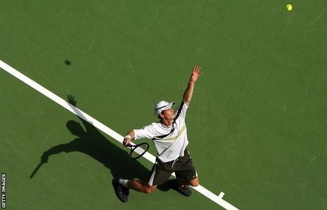 Serving for Success - Anyone for Tennis? - BBC Sport   Altitude training   Scoop.it