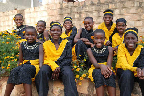 Ugandan Orphans Choir to perform at library | cjonline.com | OffStage | Scoop.it