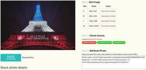 ViusalHunt. Plus de 350 millions d'images gratuites – Les Outils Tice | Mes ressources personnelles | Scoop.it