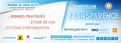 23/06/2015 : Rencontrez le Responsable du Sunshine Act aux USA - Pharma Compliance Paris | Pharma, Reps, iPads & Tablets | Scoop.it