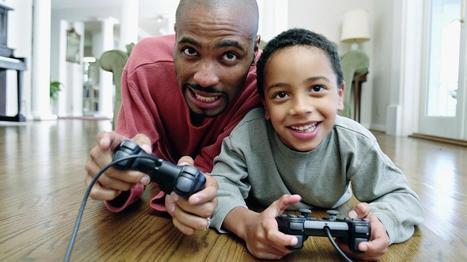 Cinq bienfaits des jeux vidéo   jeuxvidéoinenglish   Scoop.it