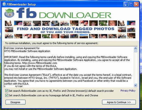 How to Remove fbDownloader | How to Uninstall Windows Programs | Scoop.it