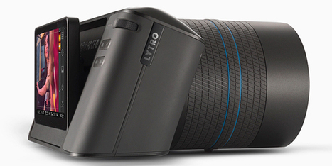 Lytro's Magical DLSR Lets You Refocus Photos After You Take Them | Gadget Lab | WIRED | pixels and pictures | Scoop.it