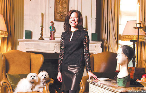 At home: Ann Colgin | Vitabella Wine Daily Gossip | Scoop.it