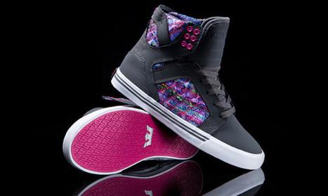 SUPRA Announces Maurizio Molin Women's Footwear Collection - XXL | women's life style | Scoop.it