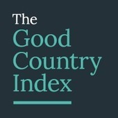 Good Country Index - Overall Rankings — The Good Country Index | Paradigms, Tools and Ideas in Learning in a Global Context | Scoop.it