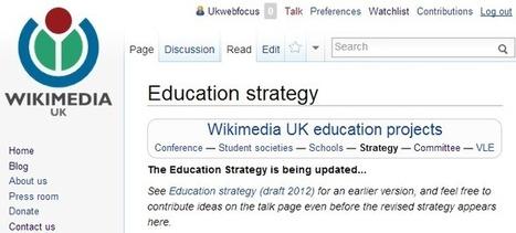 Open Education and Wikipedia: Developments in the UK | OER16 Edinburgh 19-20 April 2016 | Scoop.it