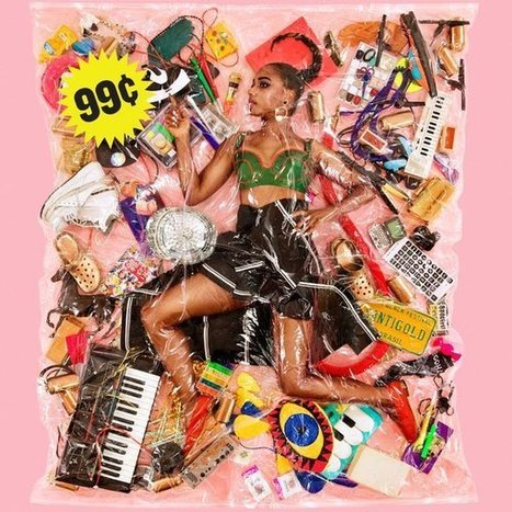 """Santigold Announces New Album 99¢, Shares """"Can't Get Enough of Myself"""" 