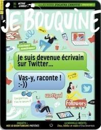 Je Bouquine n°391 - Septembre 2016 | L'ACTU du CDI | Scoop.it