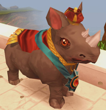 RuneScape players creat 250,000 virtual pets to back Jagex save-the-rhino campaign | What's Happening to Africa's Rhino? | Scoop.it