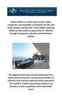 Avalon Malibu Treatment Centers In Malibu | Rehab Centre | Scoop.it