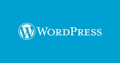 WordPress 4.6.1 mise à jour de sécurité & maintenance | WordPress France | Scoop.it