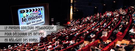 Je Filme Le Métier Qui Me Plait | Orienter les jeunes | Scoop.it