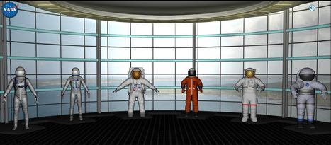 NASA - The Spacesuit | Geography Education | Scoop.it