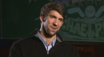"Michael Phelps: ""I'm Gonna Have Fun"" 