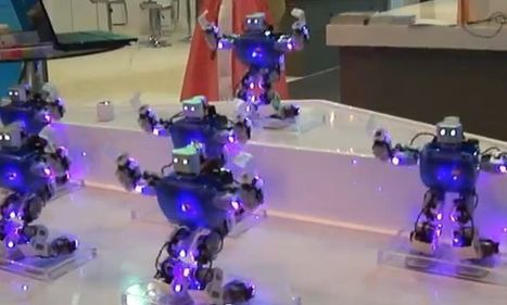 Robots : le «made in France» à la rencontre du «Gangnam Style» | Robolution Capital | Scoop.it