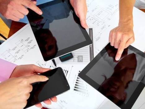Mobile collaboration best practices for SMBs - TechRepublic (blog)   Leading in a Digital World   Scoop.it
