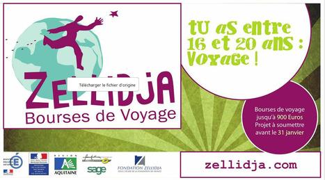 Bourses de Voyage Zellidja | Orientation | Scoop.it