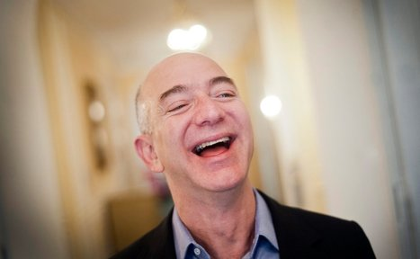 Expecting the unexpected from Jeff Bezos | Technoculture | Scoop.it