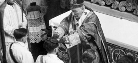 Kňazskú vysviacku Benedikta XVI. pred 65 rokmi sprevádzalo znamenie zhora | Správy Výveska | Scoop.it