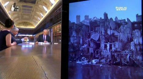 revoir La Grande Guerre - Bibliothèque Médicis (11/2014) - Public Sénat | Nos Racines | Scoop.it