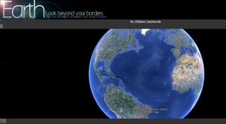 Enseñar con Google Earth utilizando GE Teach | Geografía | Scoop.it