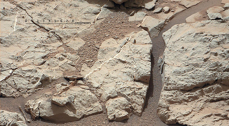 Curiosity discovers extensive evidence that water once flowed on Mars | 21st Century Innovative Technologies and Developments as also discoveries, curiosity ( insolite)... | Scoop.it