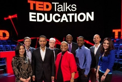 The Favorite TED Talks Of The TED Talks Education Speakers | African education | Scoop.it